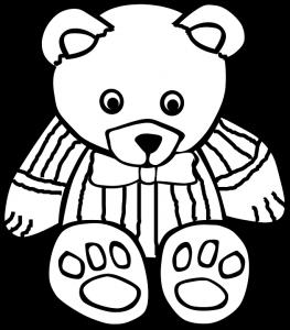 imagenes de osos para dibujar