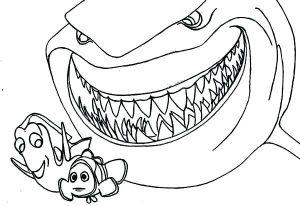 imagenes de tiburones para dibujar