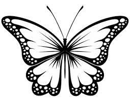 moldes de mariposas para imprimir