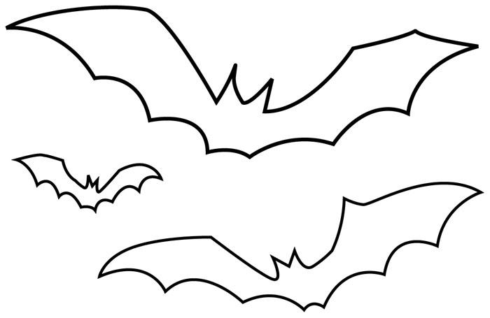 ᐈ Dibujos De Murciélagos Como Dibujar Un Murcielago Dibujos Faciles