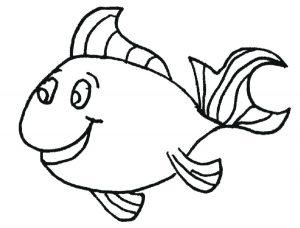 pescado animado