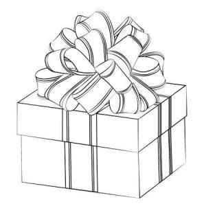 regalo dibujo