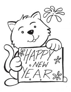 tarjetas de feliz año