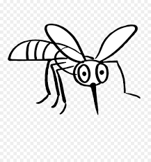 mosquito dibujo animado
