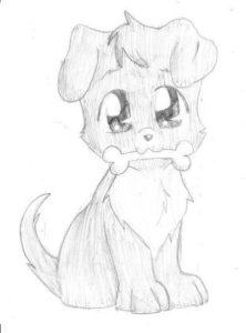 cachorros dibujos animados