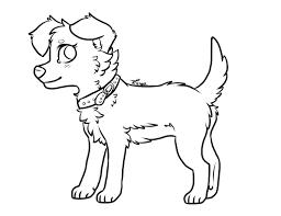Dibujos De Cachorros Tutorial Lindos Cachorritos Animados