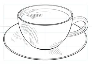 cafe con formas