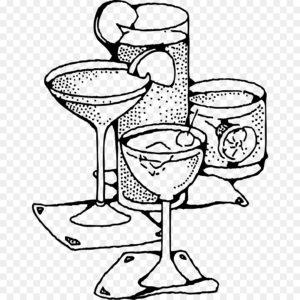 dibujo bebidas