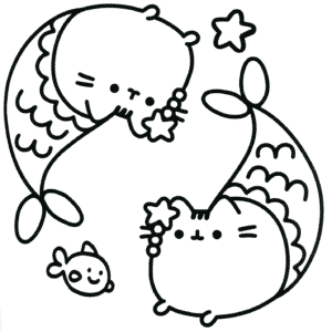 dibujos animados kawaii