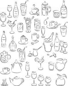 imagenes de tragos y bebidas