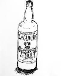 jarra de cerveza dibujo