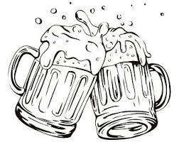 Dibujos De Cerveza Tutorial Jarras De Cerveza Para