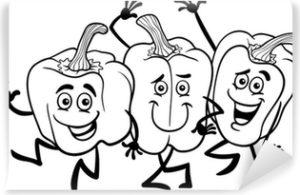 dibujos de hortalizas