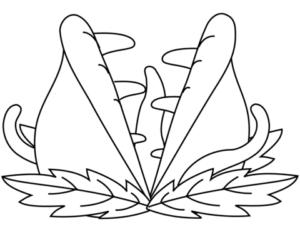 dibujos de la planta carnivora