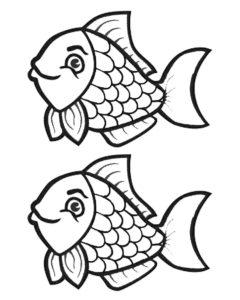 figuras de pescaditos