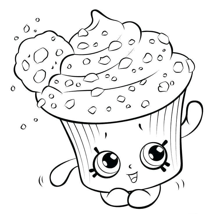 ᐈ Dibujos De Cupcakes Tutorial Ricos Pudines Kawaii