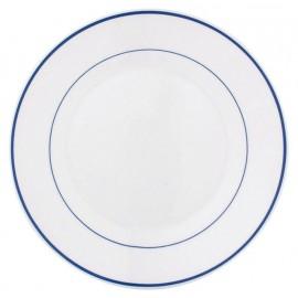 plato con comida dibujo
