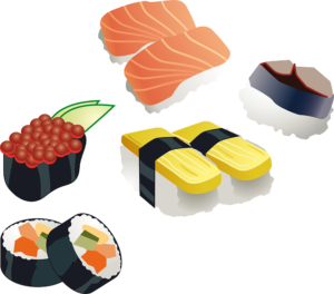 sushi descripcion