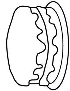torta dibujo