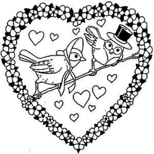 dibujos a lapiz faciles de amor