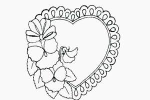 dibujos de amor a lapiz bonitos