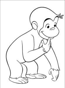 monos animados