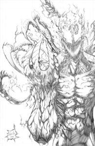dibujar a venom