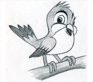 dibujos de personaje