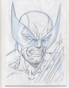 dibujos para dibujar de wolverine