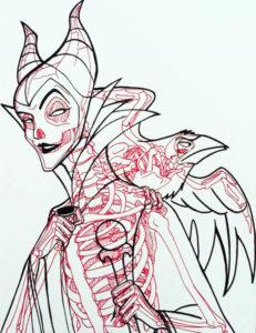 personajes de dragon ball para colorear
